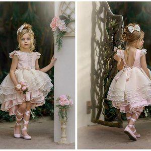 Dollcake Yesteryear Hi Low Dress NWT sz 8